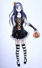 halloween oc by lulupapercranes on deviantart