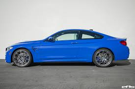 santorini blue f82 m4 with m performance parts and hre wheels
