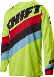 shift motocross helmets shift motocross u0026 enduro mx combo shift whit3 yellow maciag