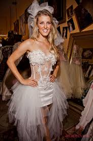 burlesque wedding dresses belinda s designs haute couture the burlesque