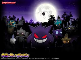 halloween wallpaper 1080p ghost pokemon hd wallpapers 1080p images pokemon images