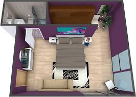 Master Bedroom Plans RoomSketcher - Bedroom plans designs
