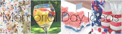 Memorial Day Decor Memorial Day Bbq Recipes Decorations And More Commelliniestate
