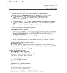 Sample Resume Objectives Maintenance by Political Science Resume Objective Resume For Your Job Application