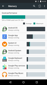 memory manager for android android m comes with a reved ram manager and it s totally awesome
