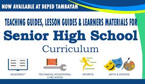bulletin shs grade 11 and 12 resources deped tambayan ph