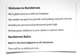 Nordstrom Help Desk Number Employee Empowerment Above All Else Isenberg Marketing