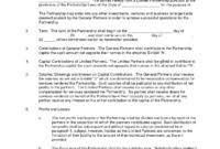business partnership agreement template pdf best quality