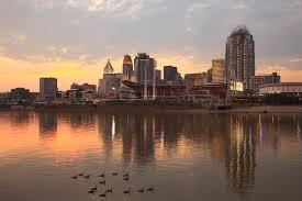 City Of Cincinnati Flag Lead Cincinnati A Cincinnati Magazine