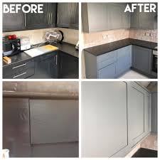 best paint for kitchen units uk how much does it cost to a kitchen sprayed we spray upvc