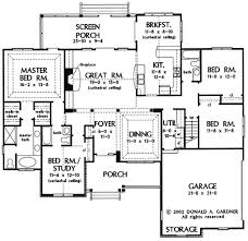house plans for free floor plan waterfront house for bungalow ranch designers simple