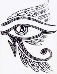 eye of horus drawing search inspiration