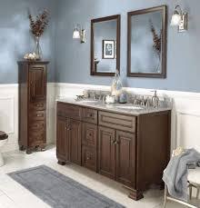 ideas for bathroom cabinets recessed shelving beside bathtub