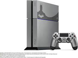 amazon com playstation 4 500gb console batman arkham knight