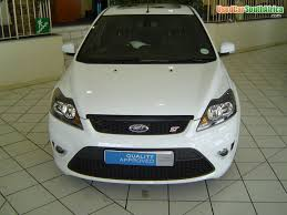 ford focus st 2011 for sale 2011 ford focus 2 5 st 3door used car for sale in springs gauteng