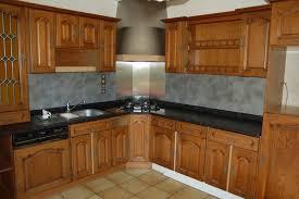 relooker cuisine rustique chene relooker cuisine en bois fabulous description cuisine bois gris