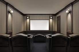 Building A Game Room - the pros and cons of a home theater and game room