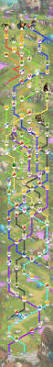 Easter Island Map Map Overview Easter Maze Island