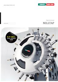 milltap 700 dmg mori pdf catalogue technical documentation