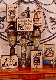 halloween plaques queen mother design