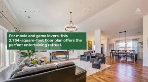 adair homes floor plans 7 best floor plans for entertaining youtube