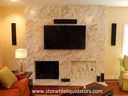the finished product calacatta gold marble