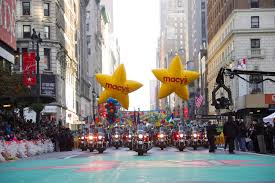 macy s thanksgiving day parade 2015 route map tv sche
