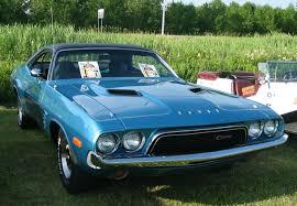 Dodge Challenger 1972 - dodge 1974 dodge challenger the twin brother of u201c1972 u201d 1974