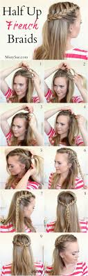 up style for 2016 hair 12 step by step spring hairstyle tutorials for learners 2016