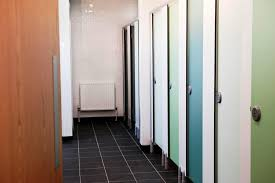 bathroom partition ideas commercial bathroom partitions for privacy inspiration