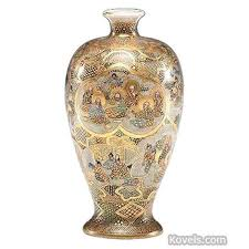 Brass Vase Value Antique Satsuma Pottery U0026 Porcelain Price Guide Antiques
