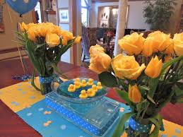 rubber duckie baby shower flower at rubber ducky baby shower ideas baby shower ideas gallery
