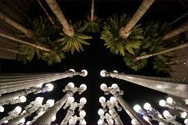 furniture art lighting lacma entrance urbanlights light in la