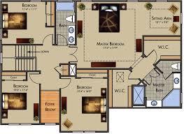 2nd floor plan 2nd floor plan google search houses plans pinterest house
