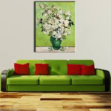 home decor manufacturers roses in a vase by vincent van gogh paint manufacturers for home