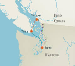 Map Of Washington Coast by Washington State Activities U0026 Tours Pacific Northwest Travel Deals