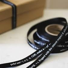 41 best r i b b o n images on printed ribbon business