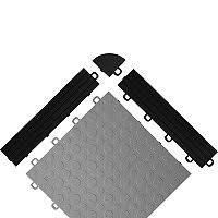 Interlocking Garage Floor Tiles Blocktile Modular Interlocking Garage Floor Tiles 12 U201d X 12 U201d X