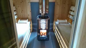 spa d exterieur bois bain nordique et sauna extérieur chauffé au bois