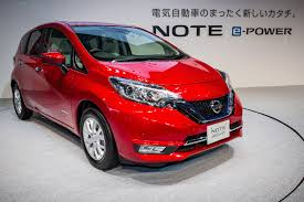 nissan note 2017 nissan could challenge the prius with its e power hybrid system