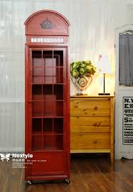 london phone booth bookcase large red london phone booth british iron bookcase model shows a bar