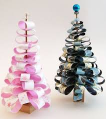 Homemade Christmas Decorations With Paper 210 Best Crafts Christmas Trees Images On Pinterest
