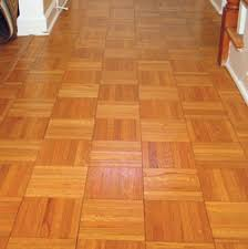 by sanding finishing parquet wood flooring wood