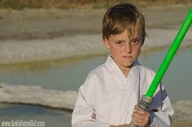 Luke Skywalker Halloween Costume Child Diy Luke Skywalker Costume