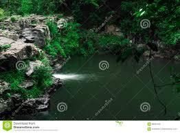 Gardeners Falls Maleny - gardners falls in maleny sunshine coast stock photo image 89674752