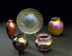 Tiffany Favrile Glass Vase Favrile Glass Wikipedia
