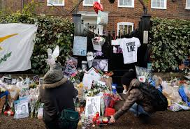 george michael mourned by boyfriend ex boyfriend in london