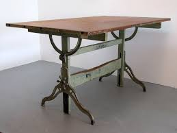 Drafting Table And Desk Industrial Drafting Table At 1stdibs