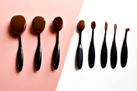 the best dupes for artis oval brushes lulu linden
