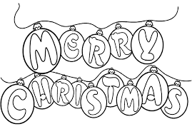 merry christmas 2015 coloring pages pictures kids